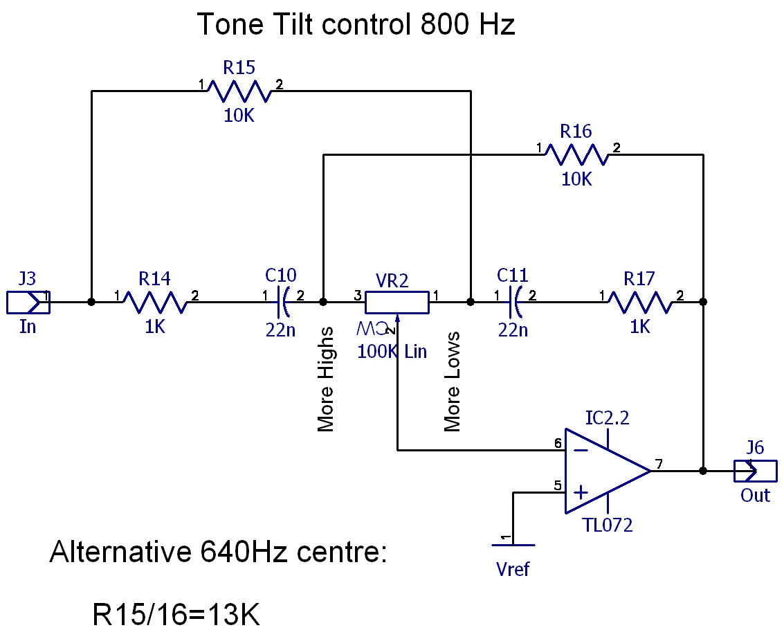hight resolution of tilt control from esp audio pages