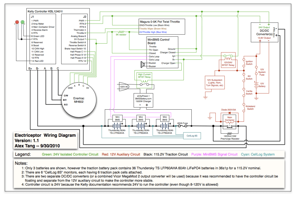 medium resolution of v1 1 the first version of the real wiring diagram