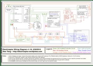 More Wiring Diagrams   Honda VF500 Interceptor Electric