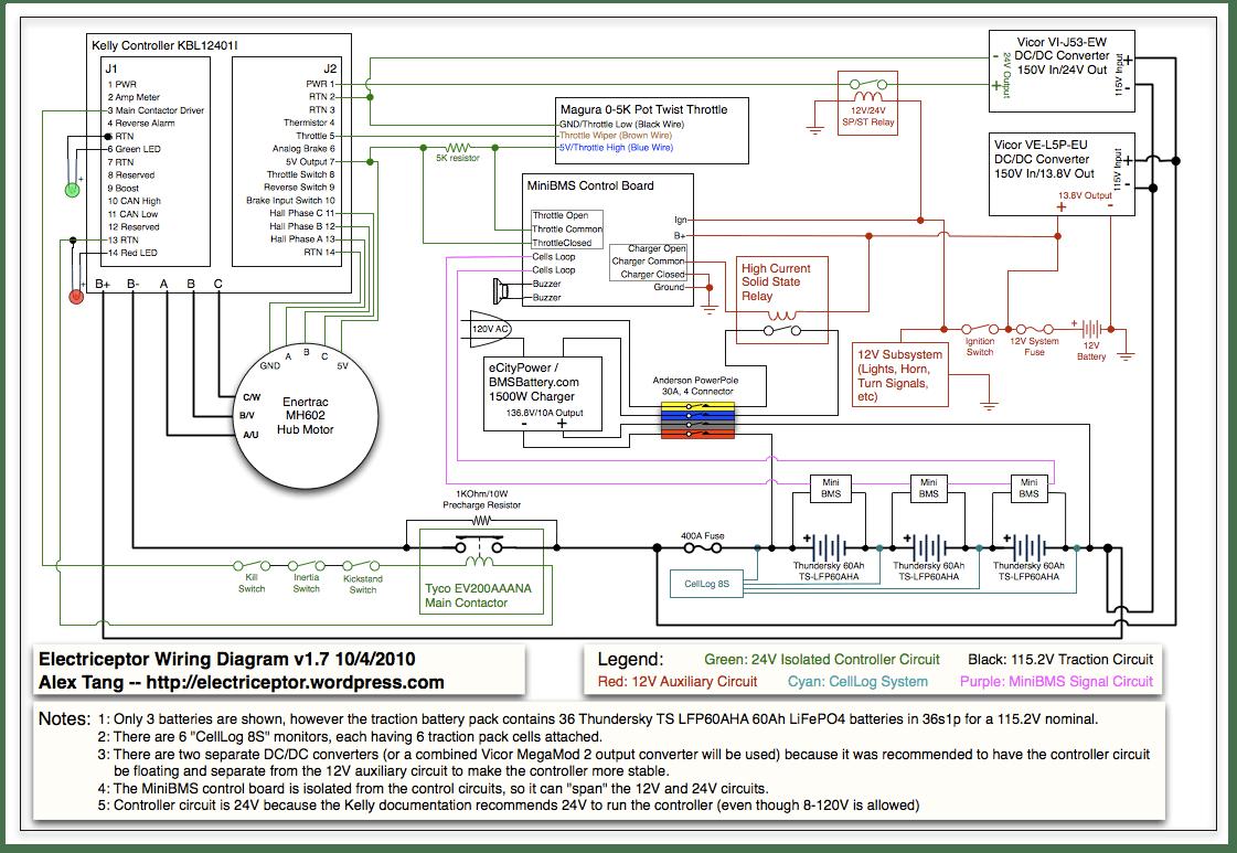 hight resolution of wiring diagrams honda vf500 interceptor electric conversion