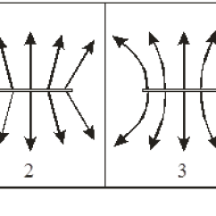What Do The Lines Represent In An Electric Field Diagram Vtec Wiring B16a Assessment Pretest Of Distributed Charges A Conducting Circular Disk Has Uniform Positive Surface Charge Density Which Following Diagrams Best Represents From