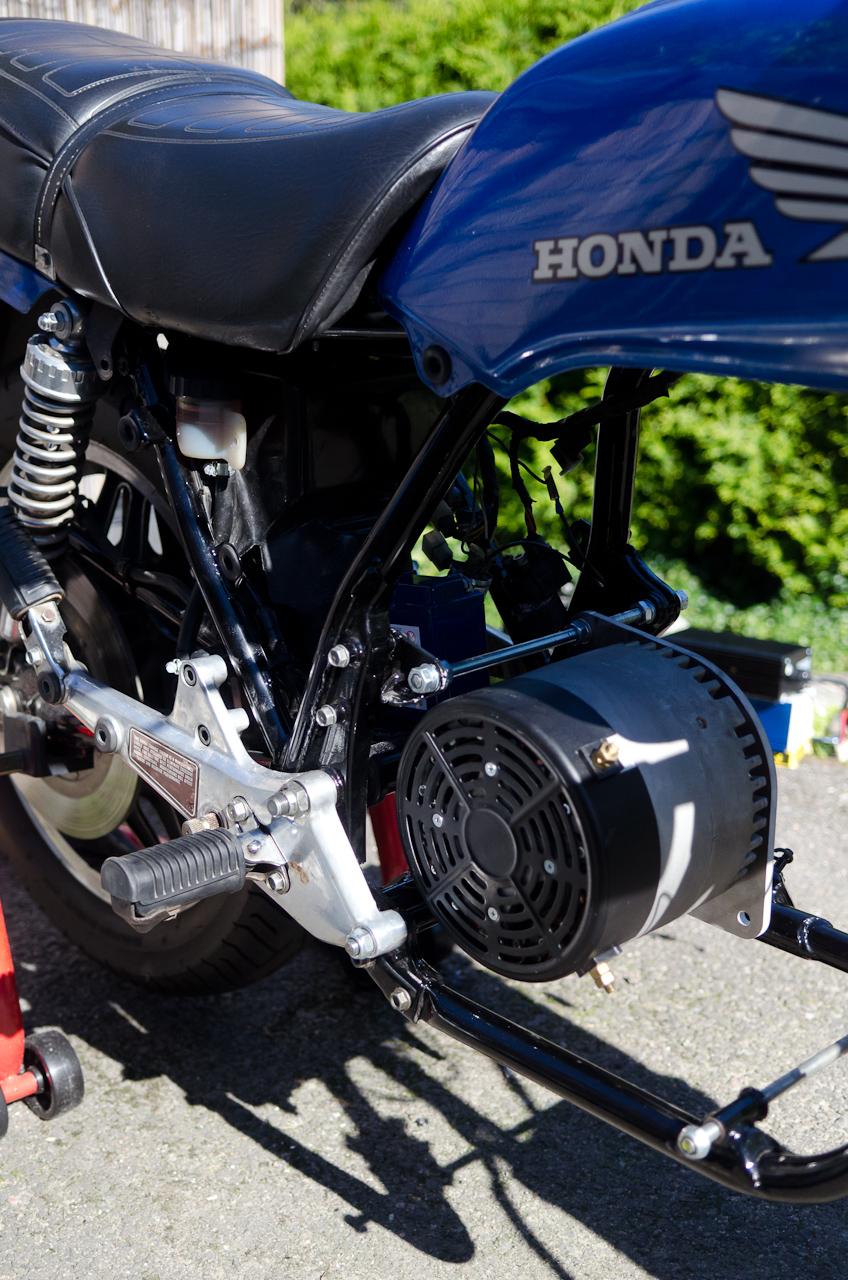 Honda Battery Charger
