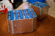 Welded Battery Boxes