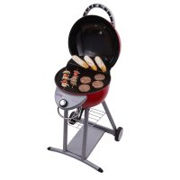 Char-Broil TRU-Infrared Patio Bistro Electric Grill Review