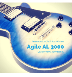 visit rondomusic to see all the agile al 3000 models [ 1024 x 768 Pixel ]