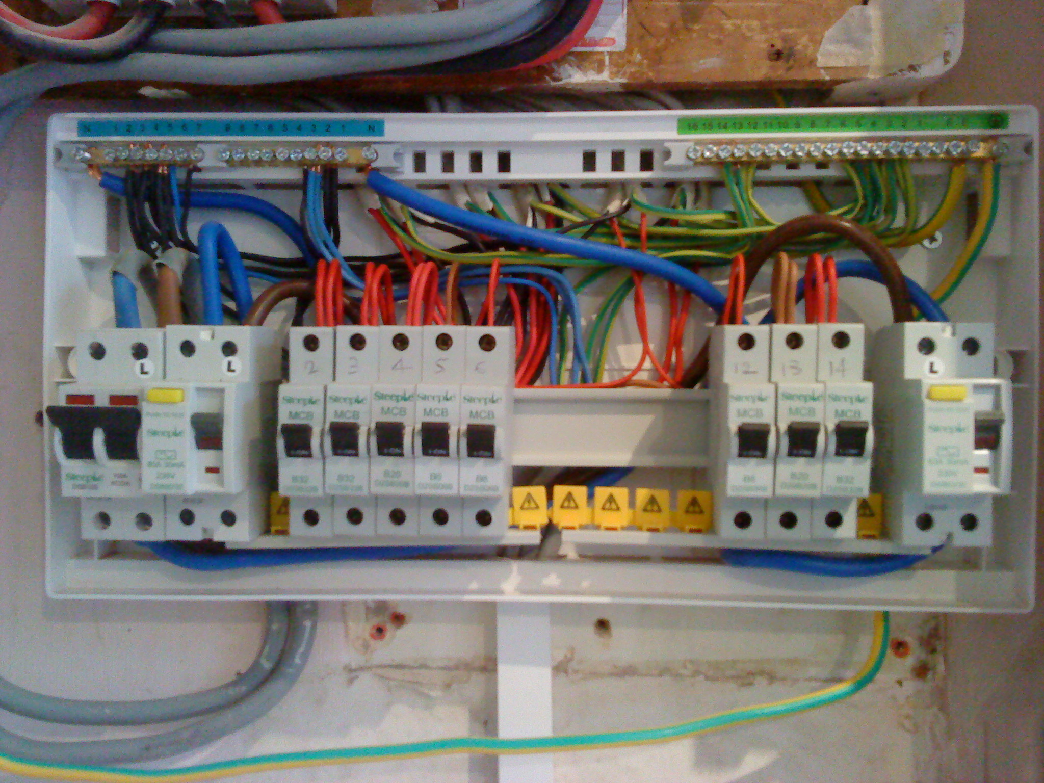 medium resolution of rcd fuse box replacements garforth