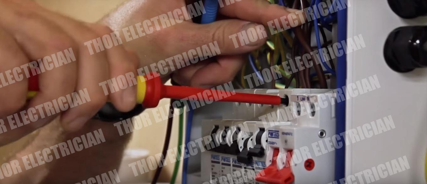 Electrician in Sengkang Restore Power Failure