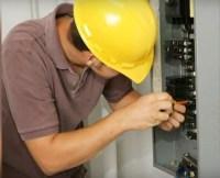 Electrician Singapore On a JOB