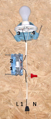Single Pole Switch Wiring Methods – electrician101