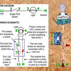 Dimming Switch Wiring Diagram Hotpoint Dryer Timer Single Pole Named Foneplanet De Methods Electrician101 Rh Wordpress Com Light