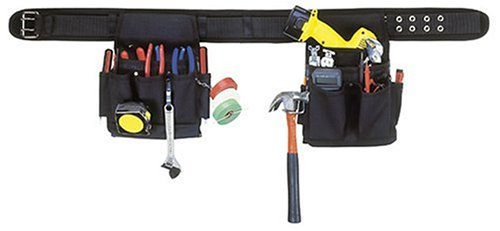 clc electrician tool belt