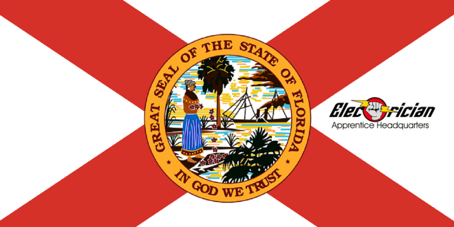 become an electrician in florida