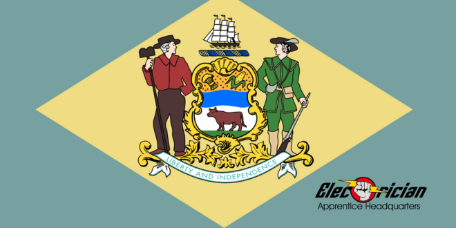 how to become an electrician in delaware
