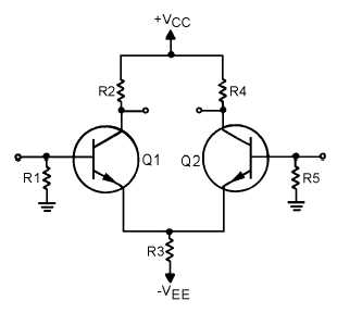 SINGLE-INPUT, SINGLE-OUTPUT, DIFFERENTIAL AMPLIFIER