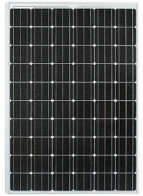 modulo fotovoltaico monocristalino