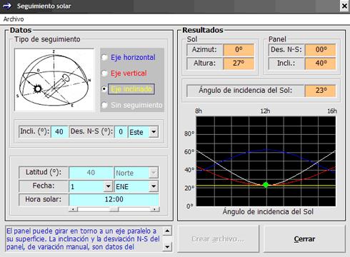 software para energía solar fotovoltaica.
