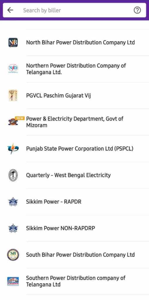 PSPCL Electricity Bill Payment Online Through Paytm