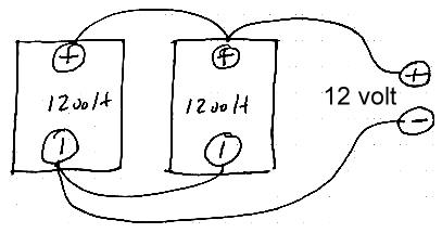 Series & Parallel Wiring
