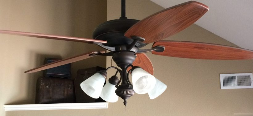 Lower Electricity Costs With Ceiling Fans