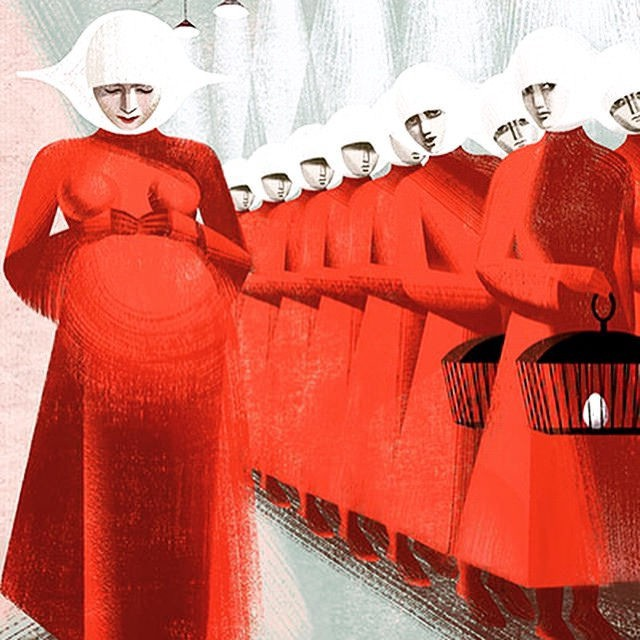 806b8e42a906 13. The Epilogue of 'The Handmaid's Tale' Changes Everything You Thought  You Knew About the Book