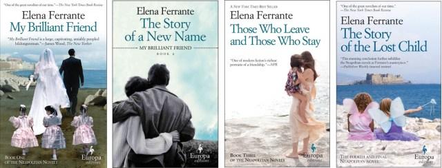 Image result for the neapolitan novels