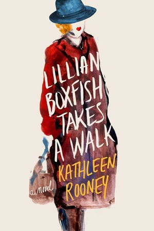 Image result for lillian boxfish takes a walk book cover