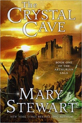 Mary Stewart, The Crystal Cave