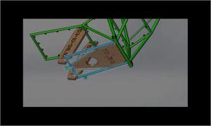 53-10-05A Landing Gear Box Assembly (Video)