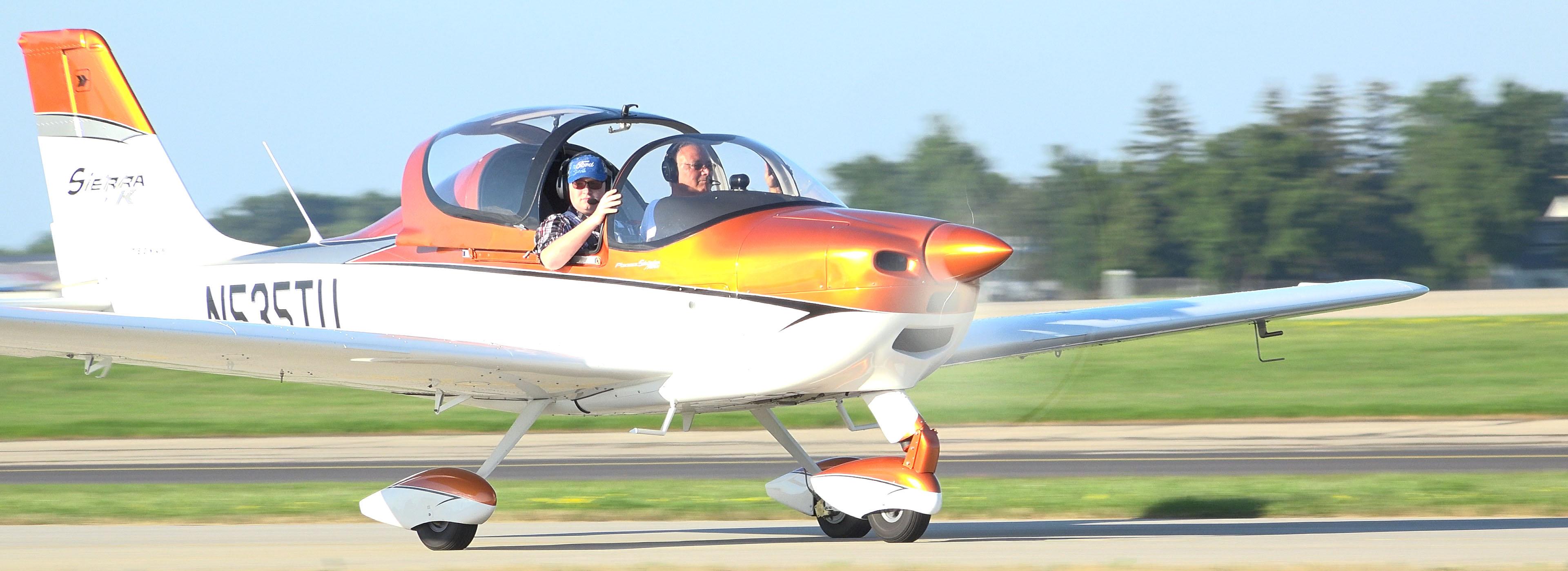 Hangar 7 Rainbow Aviation Arrivals – AirVenture – Sunday