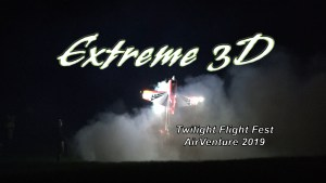 Extreme 3D RC Aerobatics by Jase Dussia Oshkosh 2019