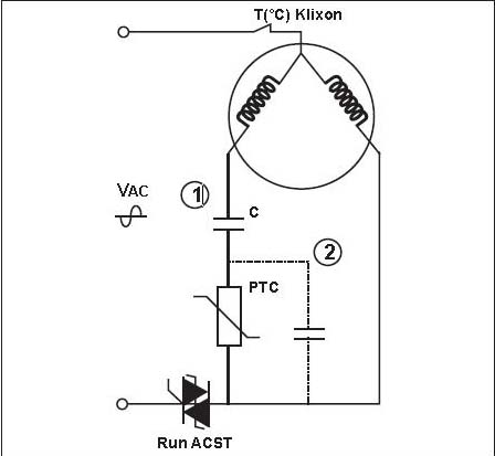 How To Wire A Single Phase Motor With Capacitor