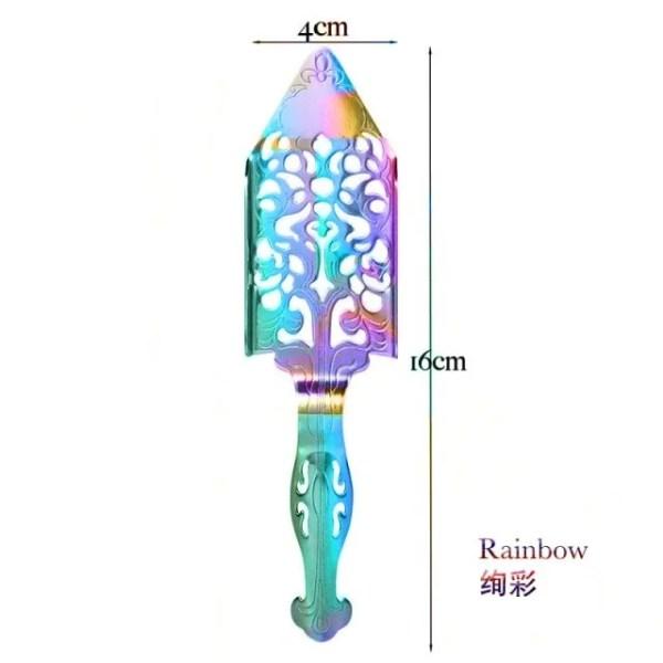 Rainbow Absinthe Spoon