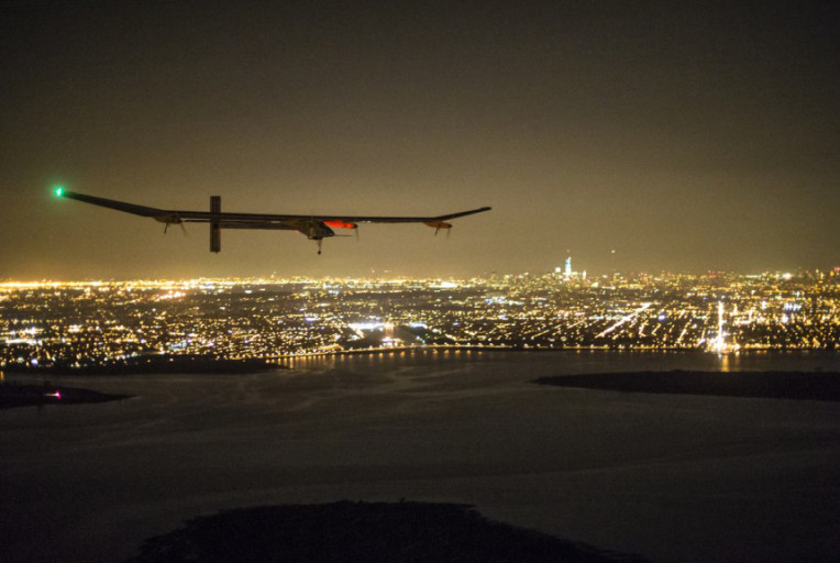 Solar Impulse 2 touches down in Abu Dhabi to complete its round-the-world trip | TechCrunch