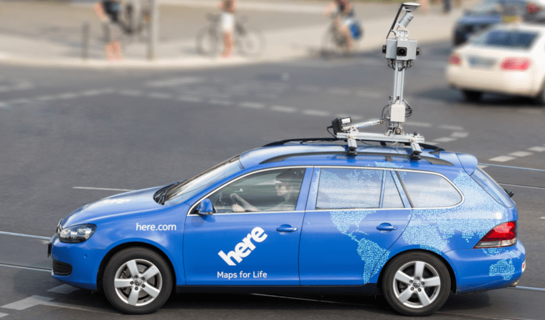 HERE's new traffic services will bring together live data from millions of cars | TechCrunch