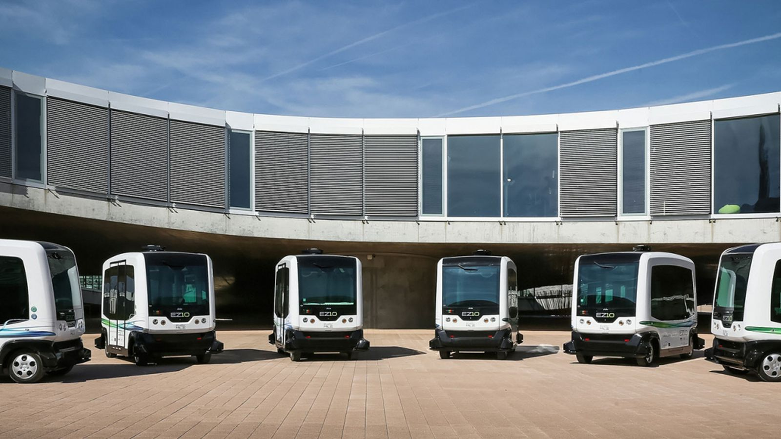 Driverless bus line coming to Helsinki this fall – Curbed