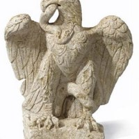 The best Roman sculpture ever found in Britain: An eagle in London