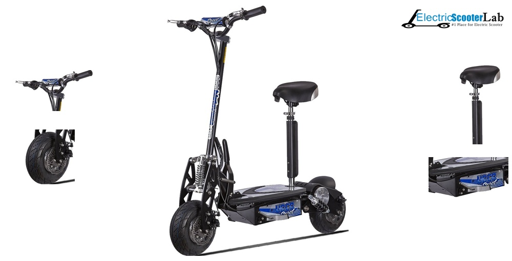 Glion Dolly Foldable Lightweight Electric Scooter Reviews