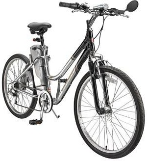Schwinn IZIP Women's Electric Bicycle Parts