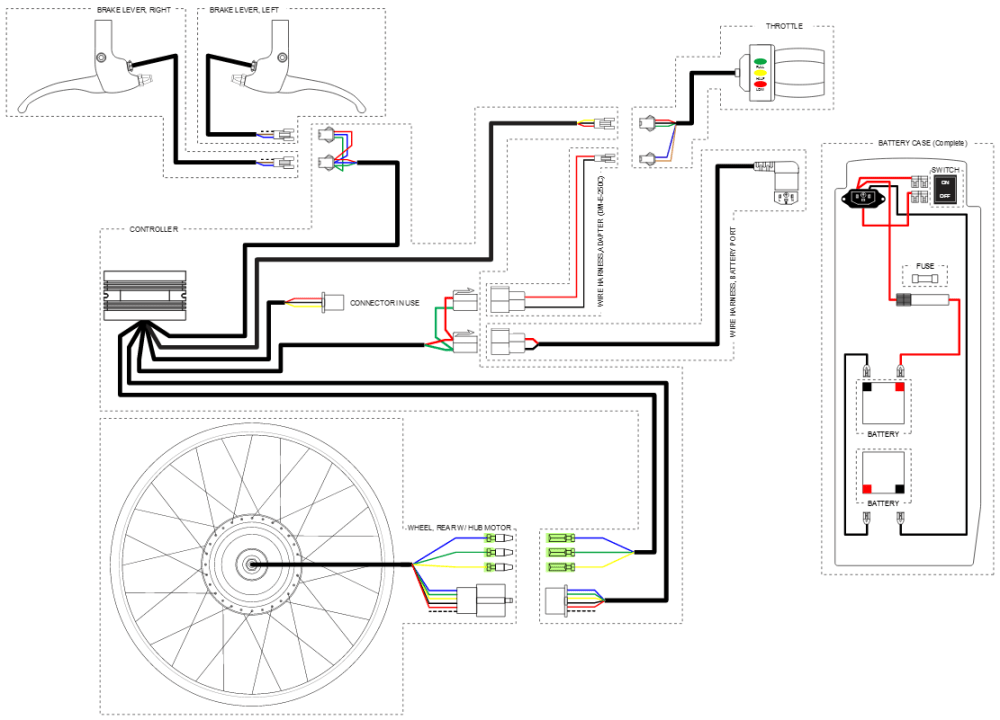 medium resolution of schwinn al 1020 wiring diagram