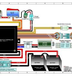 razor e125 wiring diagram version 15 [ 1445 x 722 Pixel ]