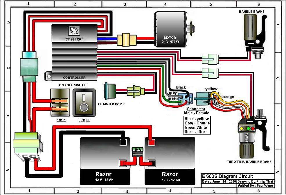 electric dirt bike wiring diagram dirt free printable wiring diagrams