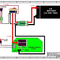 Electric Scooter Wiring Diagram 5 Pin Trailer Plug 300 Buyang Atv Free Engine Image For