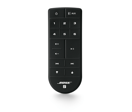 Bose® SoundTouch® II replacement remote control – Electric