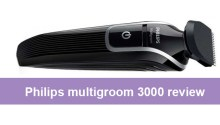 Philips multigroom 3000 review