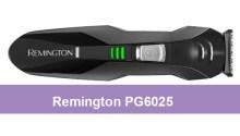 Remington PG6025 review