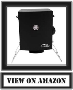 Top Masterbuilt 20073716 Portable Electric Smoker