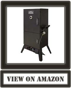 TOP Smoke Hollow 38202G 38-Inch 2-Door Propane Gas Smoker