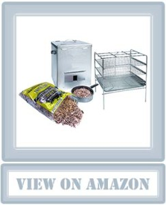 Best Smokehouse Products Mini Chief Top Load Smoker