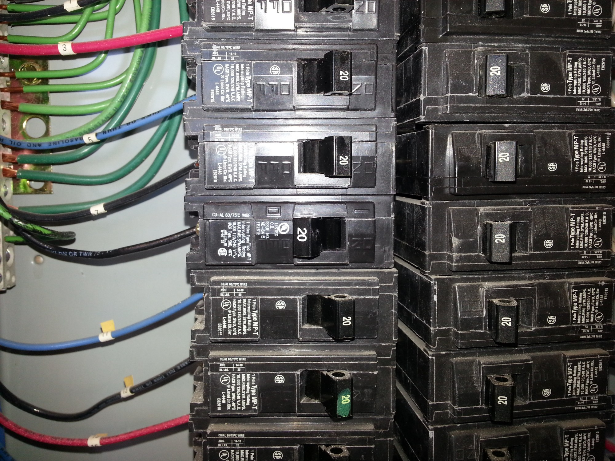 hight resolution of commercial electrical