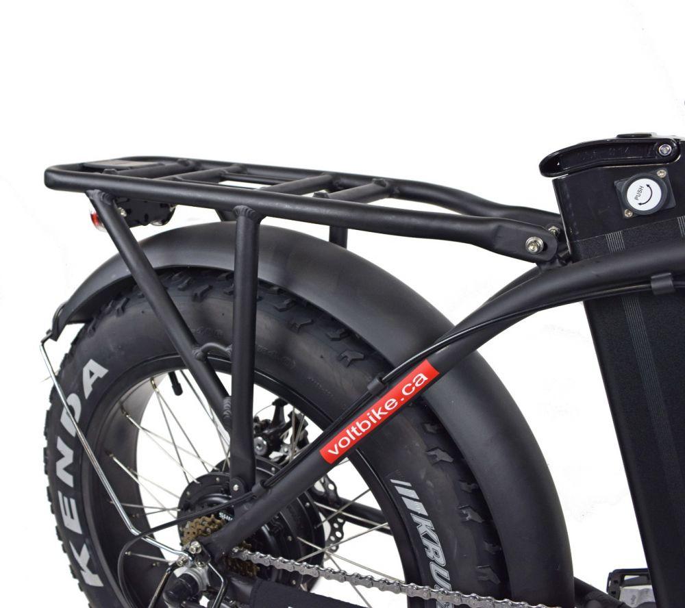fat tire bike rear rack